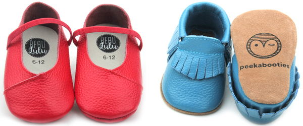 Wholesale Baby Moccasins Shoes