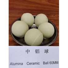 60mm Medium Alumina Ceramic Grinding Balls