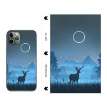 Customized Mobile Phone Back Sticker PVC Back Skin