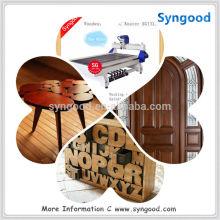 130 комплектов, проданных в августе! Выбор двери из дерева - экономичный выбор -1325 cnc router