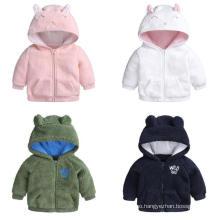 Infant Boy Girl Baby Winter Coats Outerwear Cotton Clothes Girls Winter Fur Coats