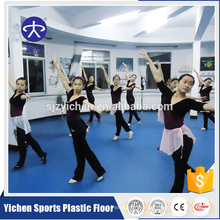 Stationary For Office pvc vinyl dance flooring mat