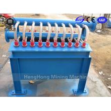 Séparateur de groupe hydrocyclone pour minerai d'or minéral
