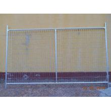Australia-Temporary-Fence-mit-heiß-eingetaucht-Galvanized-Oberfläche