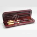 Caixas de presente de madeira para canetas