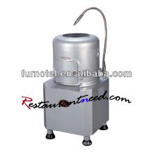F088 Éplucheur de pommes de terre automatique peint ou en acier inoxydable