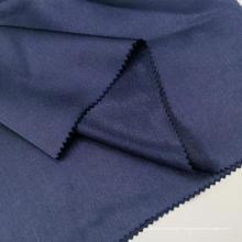 Tissus pongé teints par ombrage de foulard en polyester tissé lisse