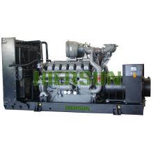 AC trois phases Générateur diesel Avec cummins Perkins Volve MTU