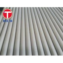 304 tubos de acero inoxidable dúplex de diámetro transparente de 28 mm