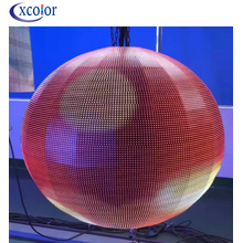 Perfect Vision Effect Indoor P4 Sphere LED Display