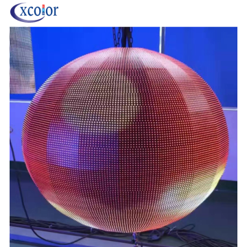 Display a LED P4 Sfera per interni Perfect Vision Effect