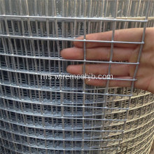 Welded Wire Mesh-Hot-dip Galvanized Selepas Kimpalan