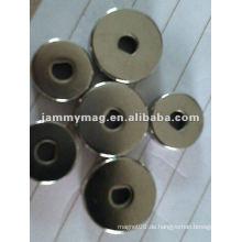 Ndfeb benutzerdefinierte D Ring Magnet