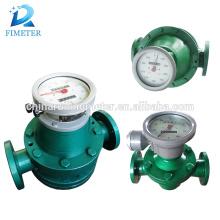 medidor de fluxo de volume de consumo de combustível de óleo diesel pesado