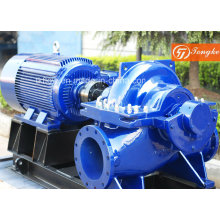 Double Suction Split Casing Centrifugal Water Pump with Electrical Motor