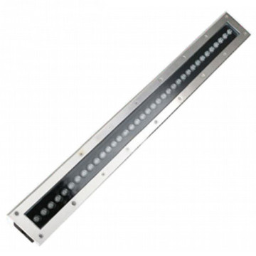 Fernbedienung Aluminium 36W LED Inground Light