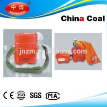 Auto-sauveteur à oxygène comprimé isolé ZYX60