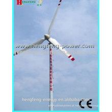 Baixa começando binário vento poder gerador 15kw/alta eficiência de energia verde