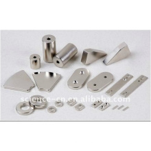 Special Shaped NdFeB Magnet with Nickel Plating