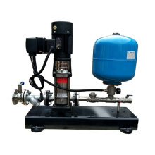 Sistema de suministro de agua de uso doméstico MBPS