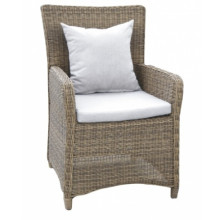 Garten Rattan Möbel Outdoor Patio Wicker Dining Chair