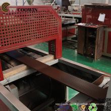 Linha de produção de extrusora de placa WPC