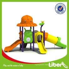 Équipement de jeu de plein air de maternelle LE-DW004