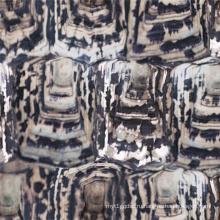 Подгонянное печатание шерстяных тканей для пальто (СЗ-040)