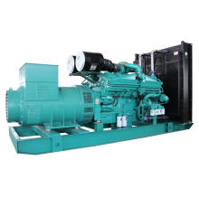 ODM for 300Kva Cummins Diesel Generator Set 1000KVA Cummins Diesel generator set export to Montserrat Manufacturer