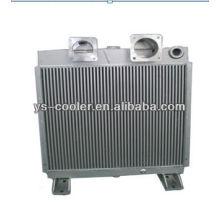 Refroidisseur d'air-huile pour compresseur alternatif