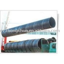 S235JR spiral welded steel pipe
