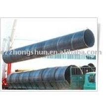 S235JR spiral welded steel pipe