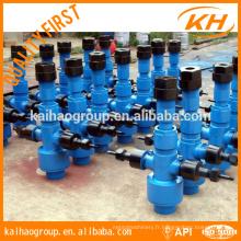 Boite d'étanchéité à tiges acryliques API Chine usine KH