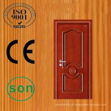 Projetos de porta de madeira de laca de alta qualidade