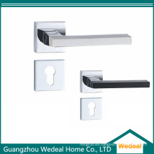 Cerradura de puerta separada de aleación de zinc para puerta de madera con cuerpo de cerradura