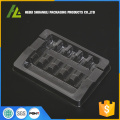 Clear plastic ampoule tray
