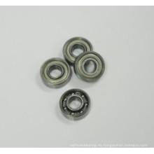 Miniature Beairng 696zz / 696 Zz Rodamiento de bolas