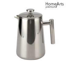 Double wall Belly body French Press