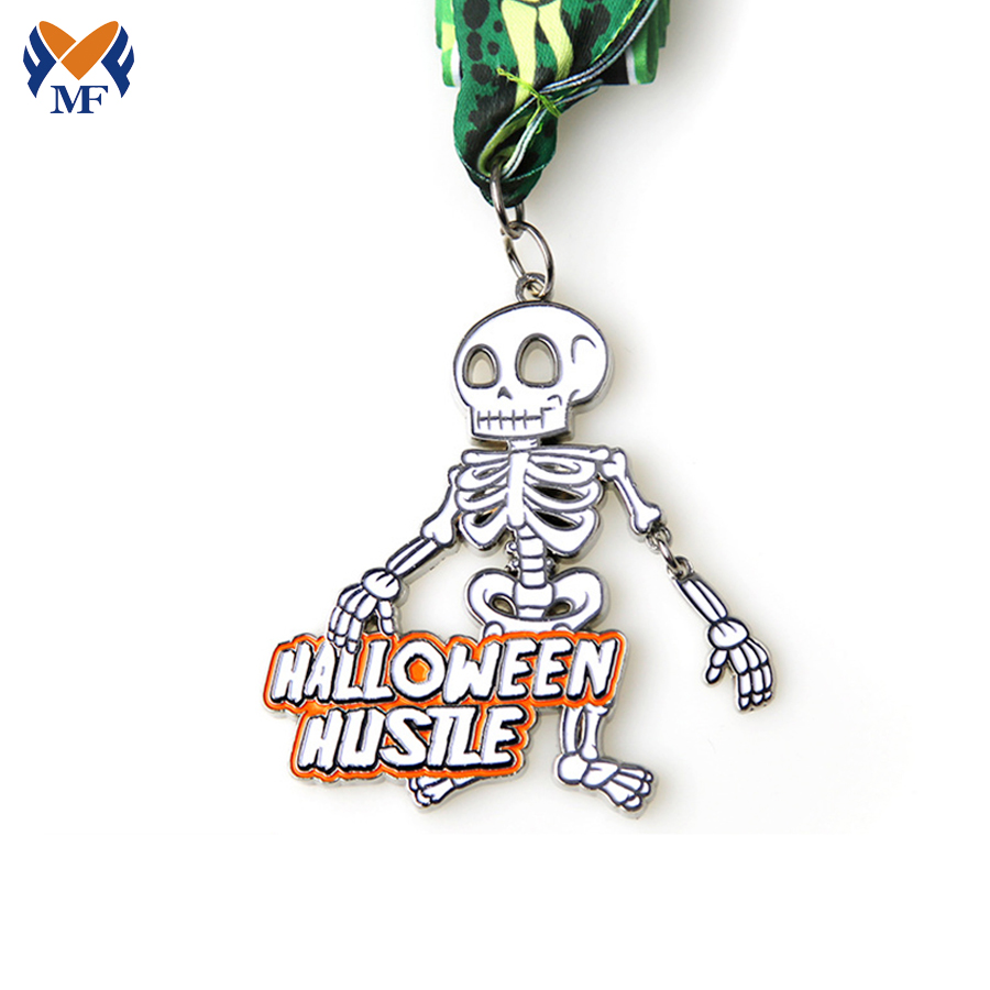 Happy Run Medal