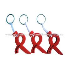 Top Quality Logo Printed Shape EVA Key Chain & OME Orders are Welcome