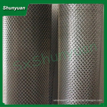 popular brand diamond aluminum expanded metal mesh for consruction or decoration