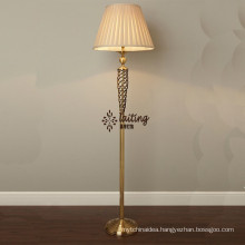 Modern floor lamp, hotel metal floor lamp
