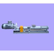 Bomba de parafuso mono GCN com acionamento por correia