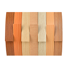 Good Quality for Pvc Woodgrain Color Edge Banding PVC Edge Banding Wood Grain Series supply to Russian Federation Manufacturers