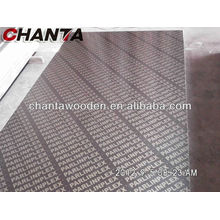 concrete brown film faced waterproof plywood