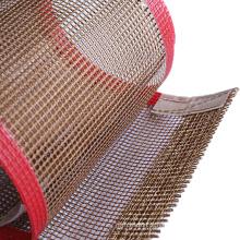 Tecido de malha revestido de PTFE para máquina de secagem usada