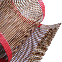 PTFE coated mesh fabric for drying machine used