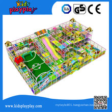 Kidsplayplay China Manufacture Children Indoor Playground Big Slides for Sale