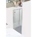 Simple Bathroom Shower Enclosure with Tempered Glass