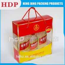 delicate plastic container box packaging